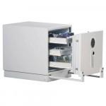 HTFA 080-01 Cassaforte ignifuga per supporti magnetici